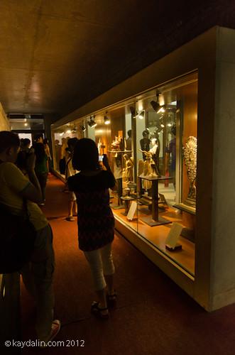 Museum de arte sacra внутри
