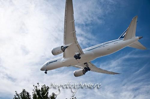 Boeing Field Plane Spotting