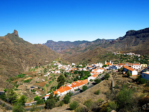 Tejeda and Roque Bentayga, Gran Canaria