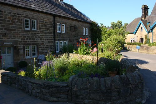 Garden in Beeley