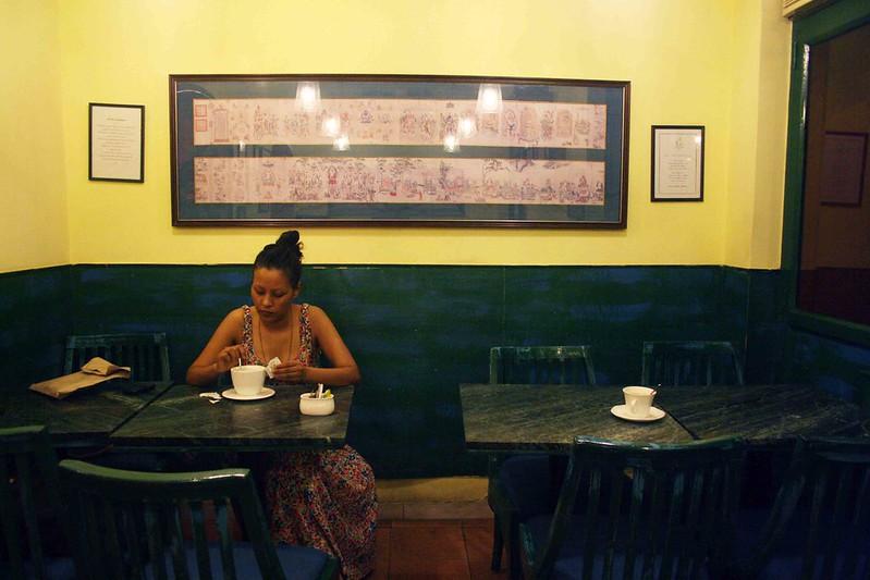 City Style – The Classy Delhiwalla, Cafe Turtle
