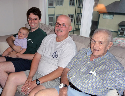 Hour Generations of Chamberland Men