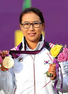 Korea_London_Olympic_Archery_Womenteam_17