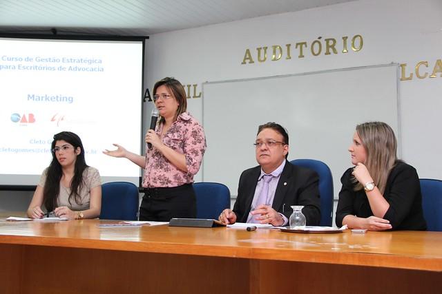 Inicio do XVII Edição do Curso Preparatório para o Exercício da Advocacia 30-07-2012