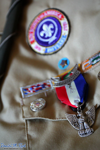 The Eagle Scout Award by Daniel M. Reck, on Flickr