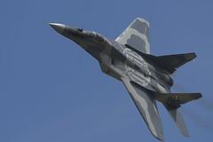 [フリー画像素材] 戦争, 軍用機, 戦闘機, ミグ29 ID:201208100000