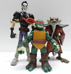 Ninja Turtles Raphael Review