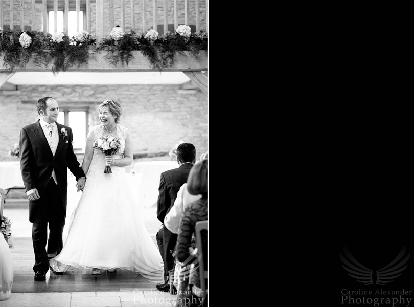 33 Kingscote Barn Wedding Photographer