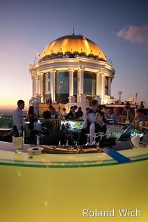 Bangkok - Sky Bar at The Dome