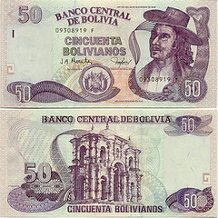 Bolivia-money