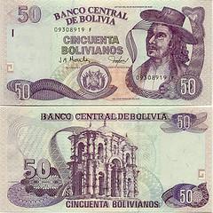 Bolivia-money