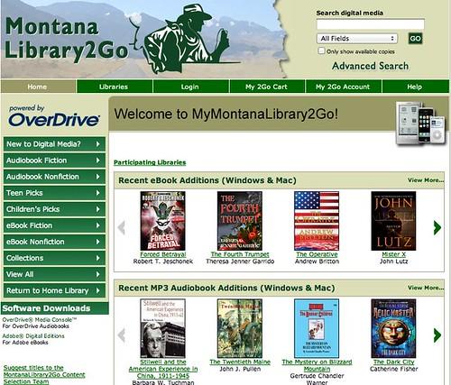 MontanaLibrary2Go