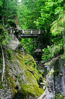 Christine Falls Walkway