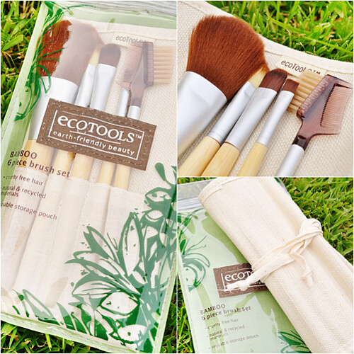 Eco Tools 6 Piece Brush Set eBay