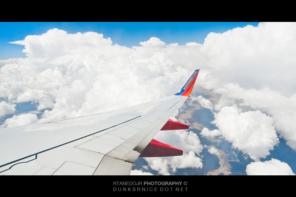 225 of 366 || Southwest Back Home