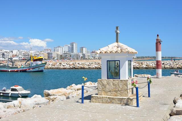 Port of Quarteira
