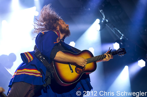 My Morning Jacket - 08-14-12 - Meadow Brook Music Festival, Rochester Hills, MI