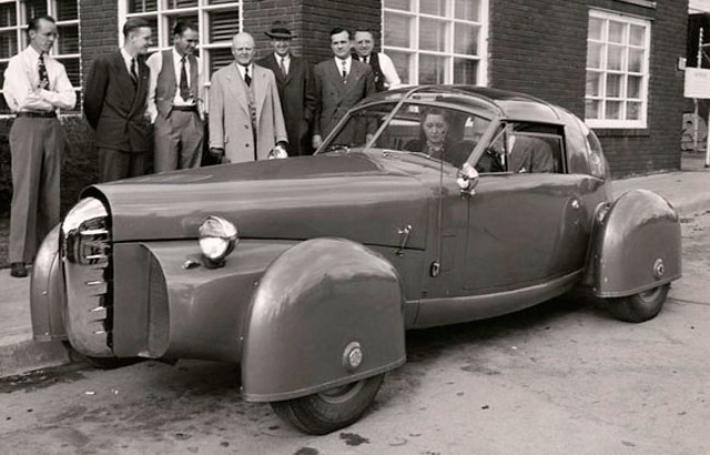 1948 Tasco Prototype by Gordon Buehrig 2