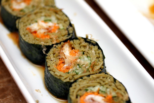 海湾寿司:索巴卷