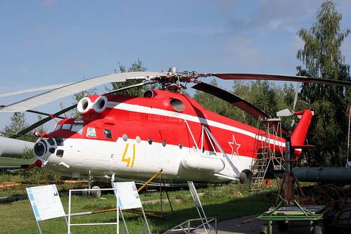 Mil Mi-6PZh-2 41 yellow