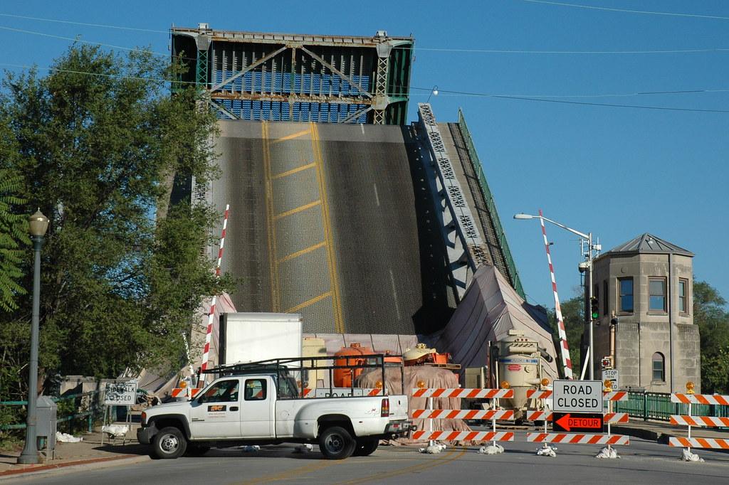 Ruby Street Bridge, Joliet, IL