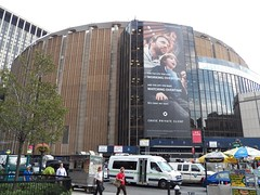 Madison Square Garden, Aug. 2012