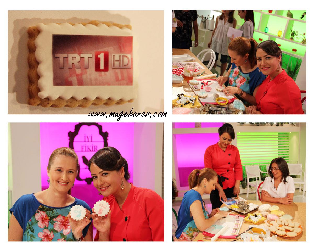 TRT1 İyi Fikir Programı & Temmuz 2012