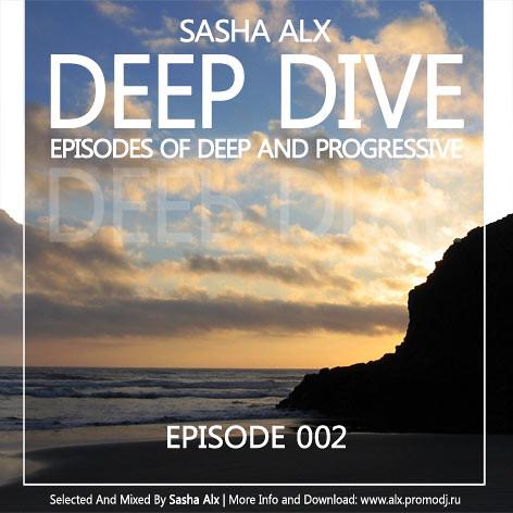 Deep Dive. Episode 002 (cover-art)