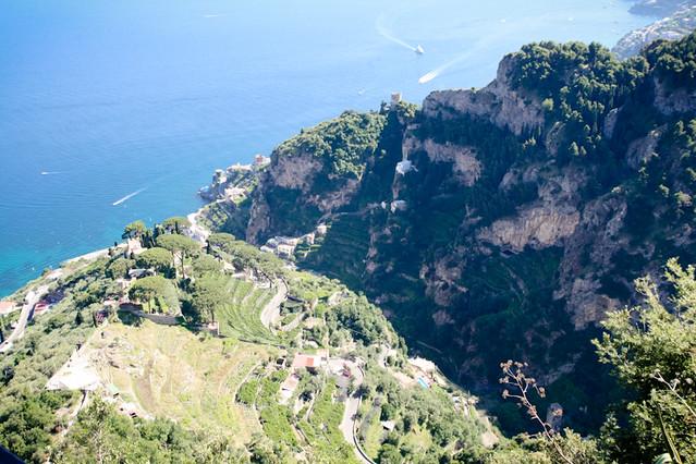 Italy - Ravello - Villa Cimbrone