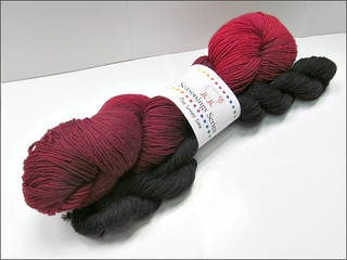 Tickety Boo Seasonings Series yarn