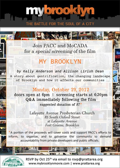 my brooklyn invite