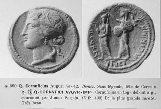 509/5 Cornuficius Bonazzi sale R.Ratto Jan 1924, plates.