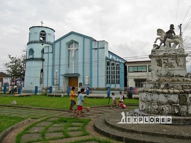 Borongan Cathedral's Transformation
