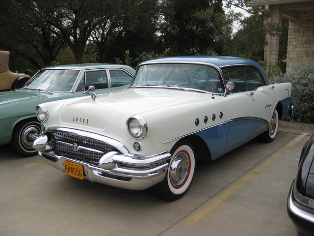 1955 buick century four door hardtop flickr photo sharing for 1955 buick century 4 door hardtop