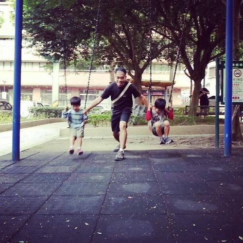 Sunday morning #kids