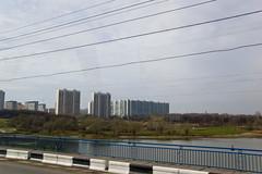 Banlieue de Moscou