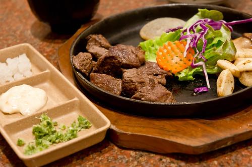 Japanese's Beef steak