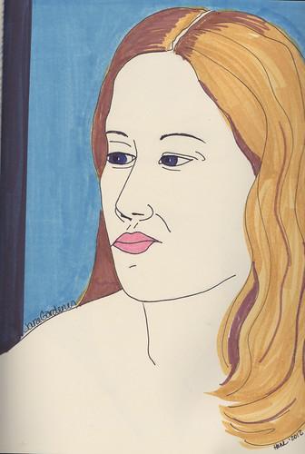 Jane Gardiner by Hank V