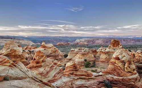 [フリー画像素材] 自然風景, 渓谷, 岩山, 風景 - アメリカ合衆国 ID:201211111600