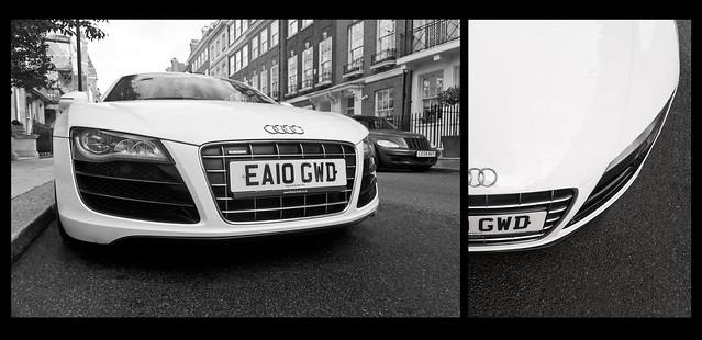 Audi R8 V10 | Green Street Elite