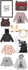 gift ideas: bear love