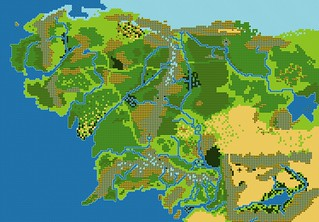 middle earth/dragon warrior 3-style vector map, v1.0