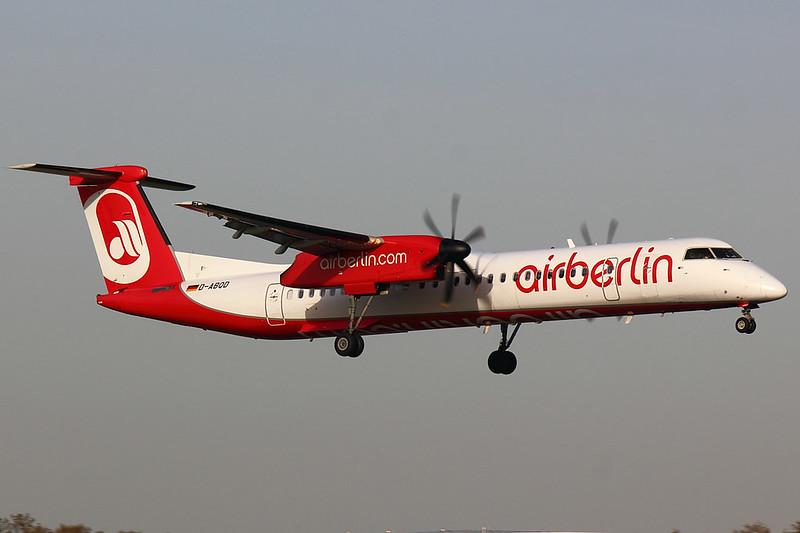 Air Berlin - DH8D - D-ABQD