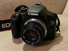 Olympus 50mm f/1.8 Lens