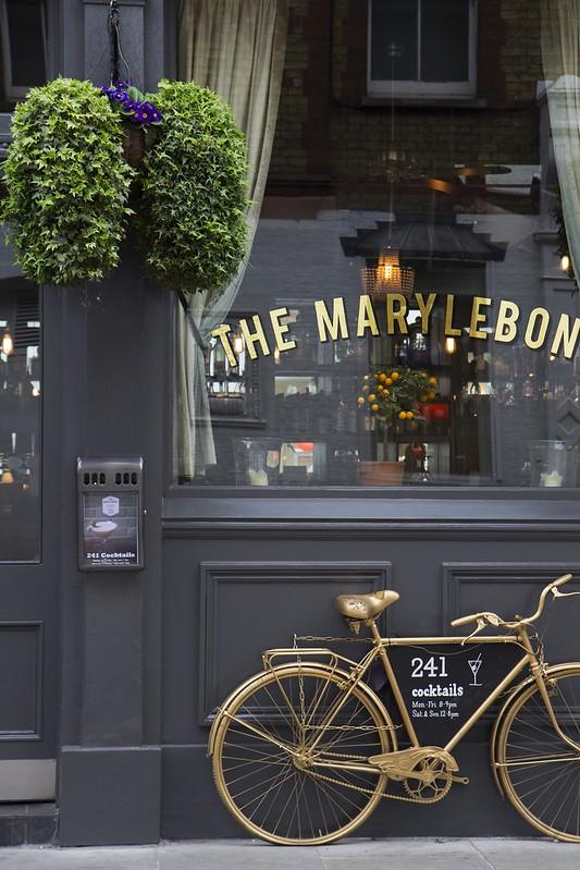 Marylebone-bike