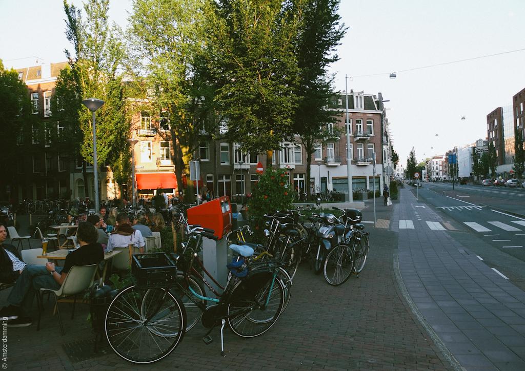 Amsterdam in Summertime (2012-2013)