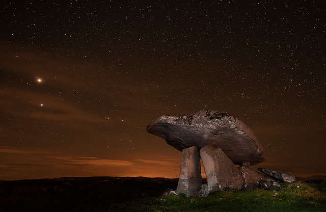 Mars and the Portal Tomb