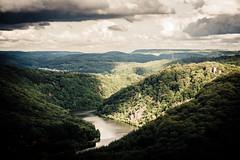 River 'Saar', Saarland, Germany
