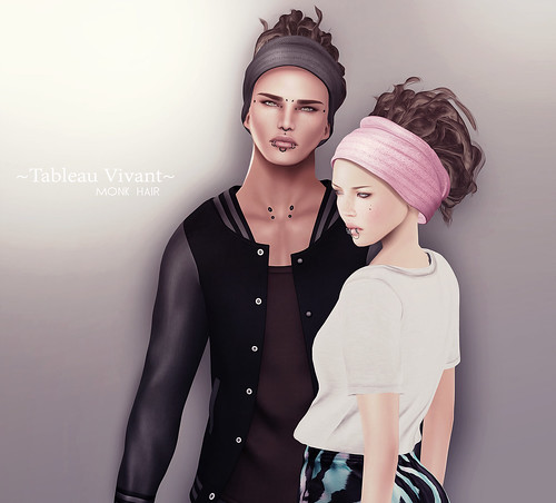 ~Tableau Vivant~ Monk Hair