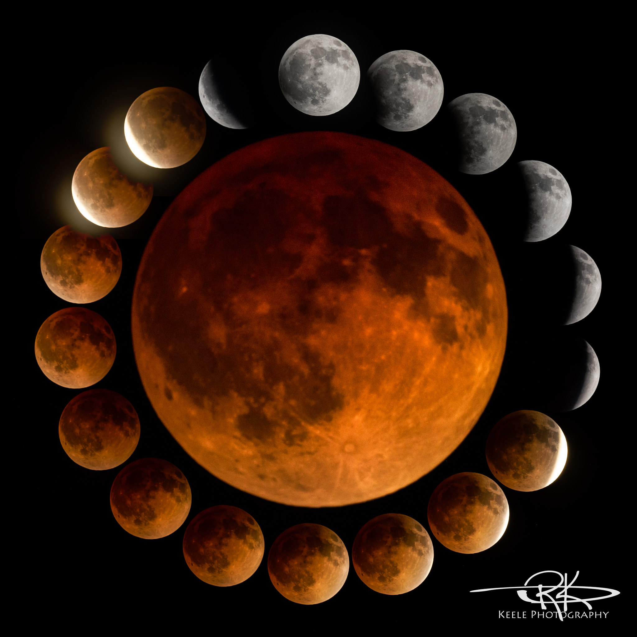 blood moon day today - photo #12